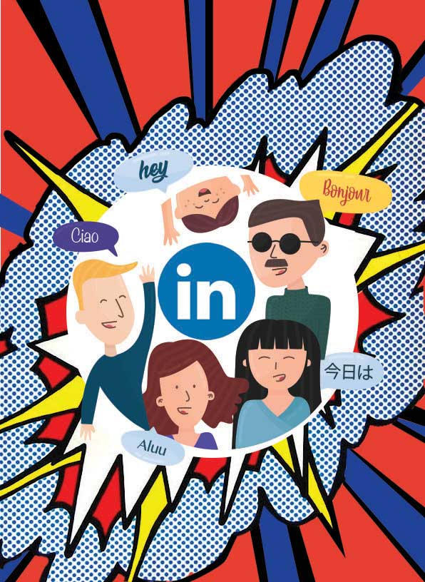 The art of the perfect Linkedin connection message